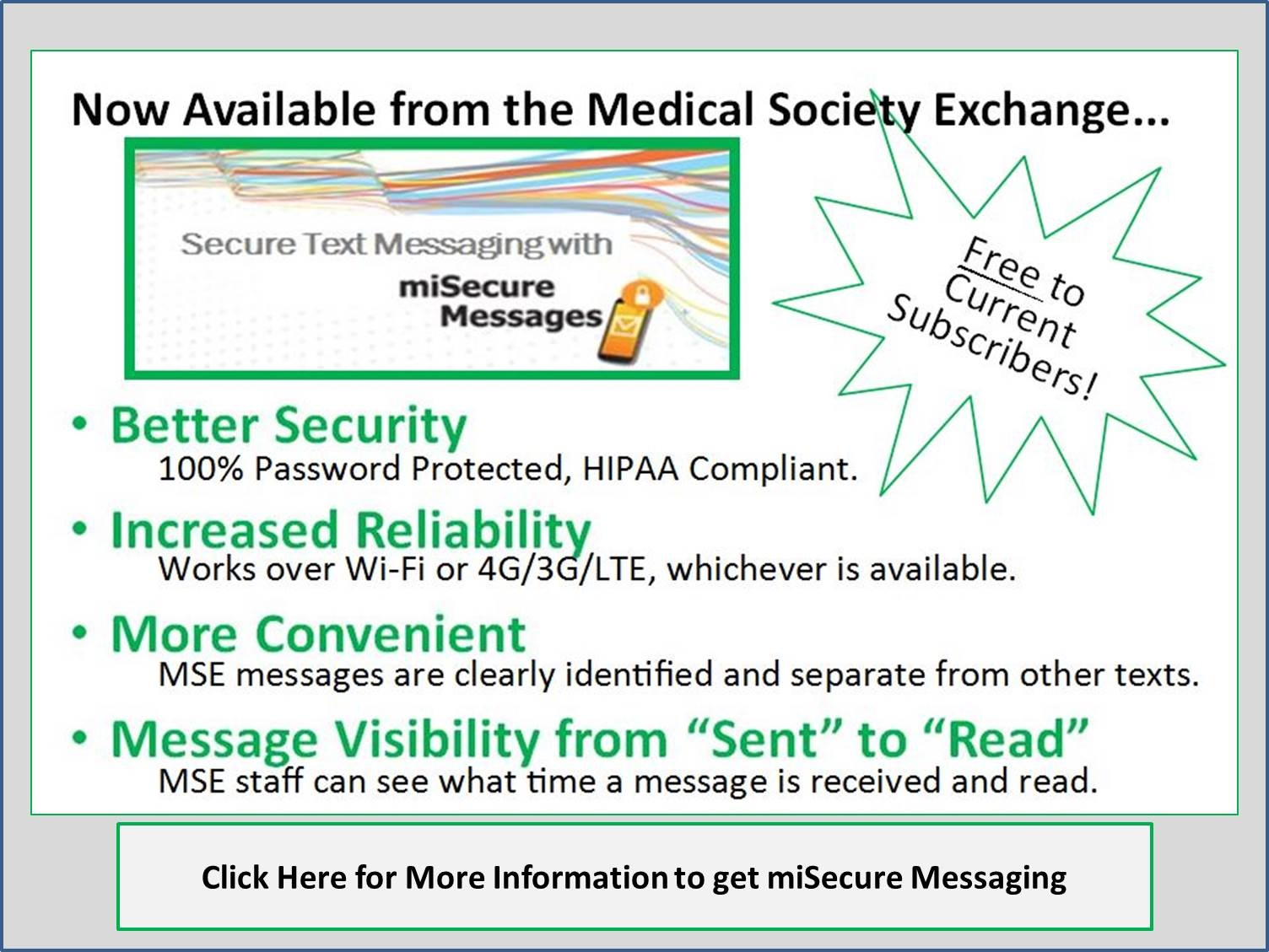 Medical Society Exchange (Call Center)